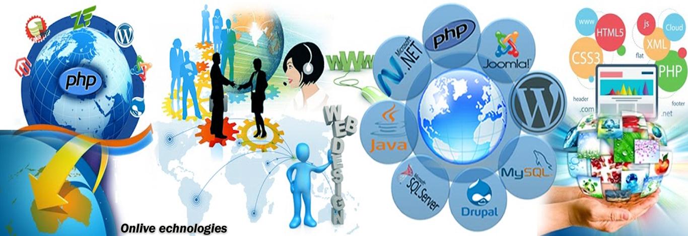 Web Designing Service onlive Technology