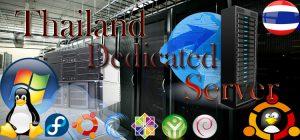 Thailand Dedicated Server