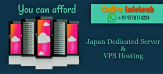 Onlive Infotech Announce Japan Dedicated Server & VPS Hosting