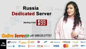 Russia Dedicated Server