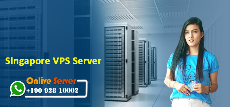 Get Flexible And Huge Storage Space Singapore VPS Server Hosting Services